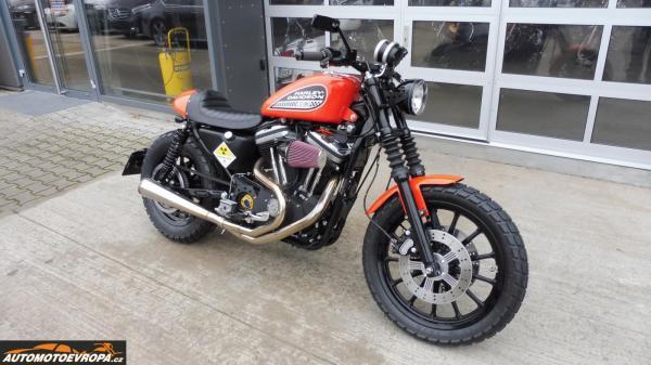 Prodej Harley-Davidson XL 883R Sportster