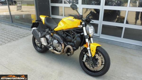 Prodej Ducati Monster 821