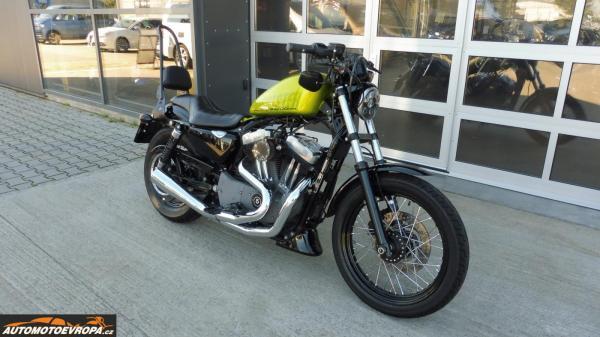 Prodej Harley-Davidson XL 1200N Nightster
