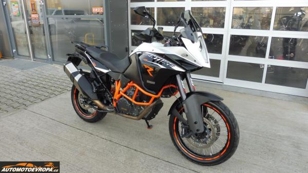 Prodej KTM 1190 Adventure R