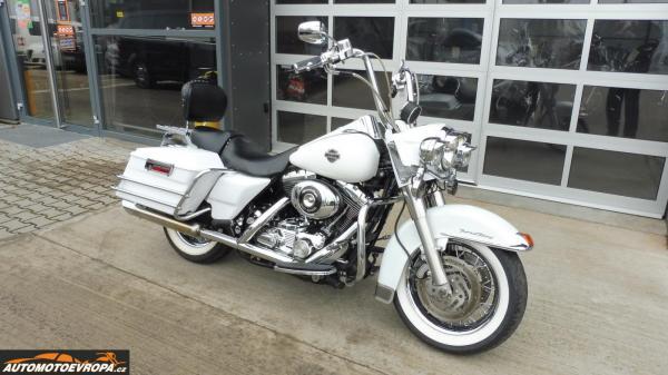Prodej Harley-Davidson FLHPI Road King Police