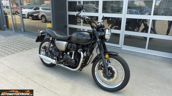 Prodej Kawasaki W 800 Původ ČR, 1. majitel