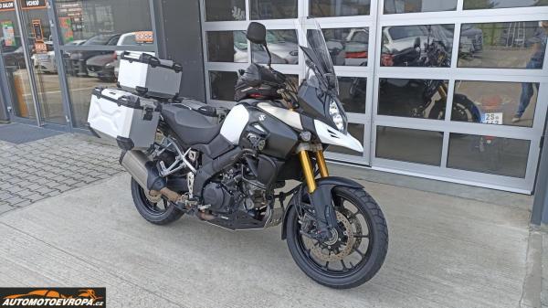Prodej Suzuki DL 1000 V-Strom Původ ČR, 1. majitel