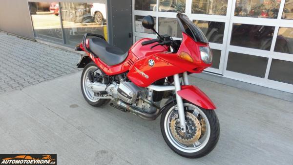 Prodej BMW R 1100 RS originální stav