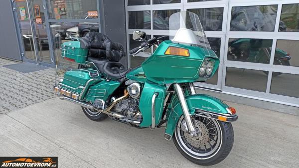Prodej Harley-Davidson Tour Glide JAKO NOVÁ