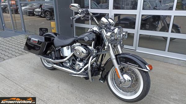Prodej Harley-Davidson FLSTC Heritage Softail Classic